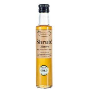 Shrub! Zitrone