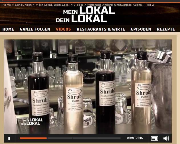 Screenshot MeinLokal, Dein Lokal