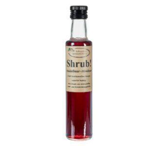 Shrub! Heidelbeer-Himbeer