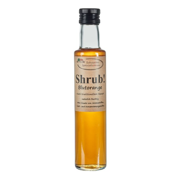 Shrub! Blutorange - 250ml